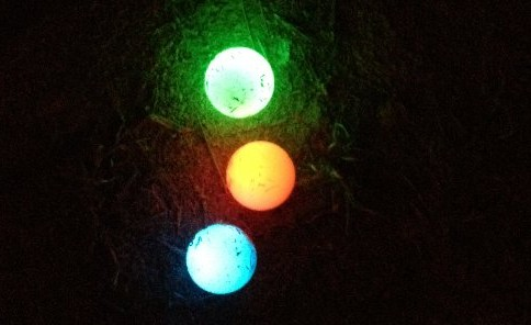 FlashFlight LED Balls, not to be confused with FleshLight